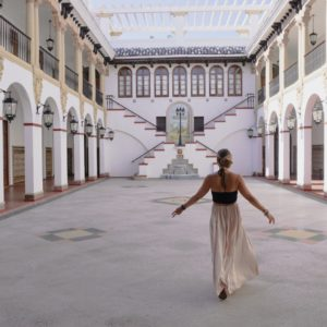 Old San Juan | Casa de españa | What to do in Old San Juan | Plentiful views | plentiful travel | San Juan recommendations